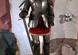 Rüstung im Burgmuseum