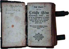 Antiquarisches Liederbuch