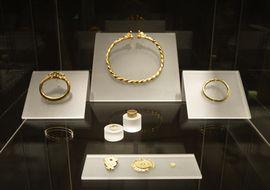 Objekte in der Ausstellung